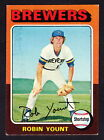 Robin Yount Cards, Rookie Cards and Autographed Memorabilia Guide 5