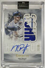 2013 Bowman Chrome Draft Kris Bryant Superfractor Autograph Could Be Yours for $90K 11