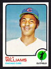 Billy Williams Cards, Rookie Card and Autographed Memorabilia Guide 13
