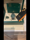 ROLEX OYSTER PERPETUAL 41mm,124300,2020 MODEL,IMMACULATE FULL SET,PAPERS,ETC.