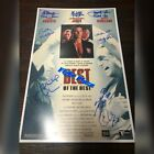 The Best of the Best Autographed Movie Poster Signed by 8 Cast Members 1989 Film