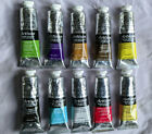 Winsor and Newton Artisan Water Mixable Artists oil colour paint10 x 37ml tubes