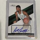 2008-09 Topps SIgnature Bill Russell auto #1 499 1 1 Autograph