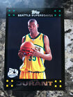 Kevin Durant Rookie Cards and Autographed Memorabilia Guide 21