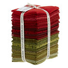 Woolies Flannel By Maywood Studio Holiday Warmth Fat Quarter Bundle