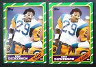 St. Louis Rams Mascot Undergoes Haircut for Topps Relic Cards 11