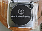 Audio Technica Turntable with USB Audio AT LP60 USB Automatic Belt Drive
