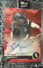 2021 Topps Now Road to Opening Day ELOY JIMENEZ AUTO Autograph Red 10