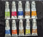 Winsor and Newton Griffin Alkyd Artists oil colour paint10 x 37ml tubes