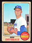 Don Drysdale Cards and Autographed Memorabilia Guide 14