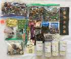 Craft Jewelry Making Supplies Beads Glass Faux Pearls Stone Findings Mixed Lot