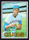 Fergie Jenkins Cards, Rookie Card and Autographed Memorabilia Guide 9