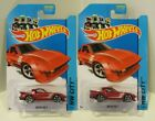 Mazda RX 7 2014 Hot Wheels City With and Without Roll Cage Maroon Night Burnerz