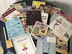 Stampin Up Idea Book Catalog stamppendous stamp cabana books lot of 22+
