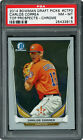 Carlos Correa Signs Exclusive Autograph Deal with Topps, More Rookie Autograph Cards on the Way 12