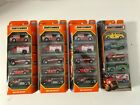 MATCHBOX 5 PACK MBX FIRE RESCUE AMBULANCE RAM PICKUP FORD CHIEF CAR FREIGHTLINER