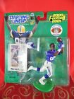 Hasbro NFL Starting Lineup 2001 Marvin Harrison BLUE COLTS Uniform EXTENDED