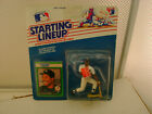 1989 KENNER STARTING LINEUP DAVE WINFIELD FIGURE W/TRADING CARD NEW DAMAGED CARD
