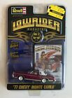 Revell Lowrider Magazine 77 Chevy Monte Carlo 164 Car MOSC