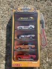 JADA BIGTIME MUSCLE 5 Pack Target Gas Pump Chevy Ford Dodge Mustang 164 Limited