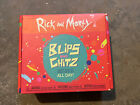 Funko POP! Rick And Morty Blips and Chitz Box Gamestop Exclusive!