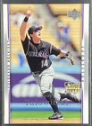 Troy Tulowitzki Rookie Card Checklist and Guide 12