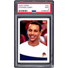 2009 TOPPS STEPHEN Steph CURRY RC Rookie #321 PSA 9