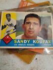 Sandy Koufax Named 2011 Topps Prime 9 Redemption #9 17