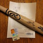 Bryce Harper Autographed Hand Signed Bat With COA