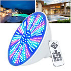 120V ABS RGB Swimming LED Pool Light underwater light IP68 Color Changing Lamp
