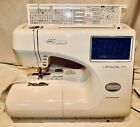 Janome Memory Craft  MC9000 Sewing and Embroidery Machine With 7 Memory Cards