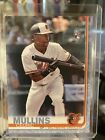 2019 Topps Fathers Day Blue Cedric Mullins 50 Rookie Card