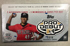 2018 Topps Pro Debut Baseball Factory Sealed HOBBY Box-4 AUTOS RELICS+192 Cards