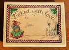 Holly Pond Hill Baked With Love Tag Upton Rubber Stamps Christmas Cookies Treats