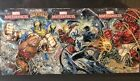 2020 Upper Deck Marvel Masterpieces Trading Cards 26