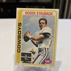 Roger Staubach Cards, Rookie Cards and Autographed Memorabilia Guide 16