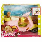 F Barbie Scooter Motion With Puppy Toys Online IN Promo