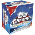 2021 Topps MLS (Soccer) Chrome Sapphire Edition Factory Sealed Box