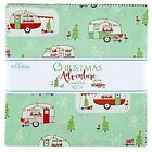 Christmas Adventure 10 Inch Stacker by Beverly McCullough for Riley Blake