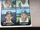 Catfish Hunter Cards, Rookie Card and Autographed Memorabilia Guide 15