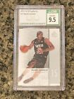 2011-12 SP Authentic #27 Kawhi Leonard Rookie CSG 9.5! Los Angeles Clippers RC!
