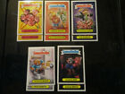 2016 Topps Garbage Pail Kids Prime Slime TV Preview Stickers 9