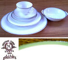 NORITAKE, GREENTONE #6383, Platinum Trim, REPLACER PCS
