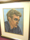 James Dean Pastel Portrait (#M3077)