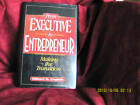 Executive to Entrepreneur SIGNED by Gilbert G Zoghlin