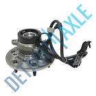 Front Passenger Complete Wheel Hub Bearing Assembly for Chevy GMC 04 08 2WD ABS