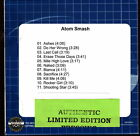 atom smash   limited edition cd