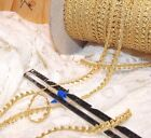 Vintage 5mm Picot Loop Braid Edge Lace Trim Ginny Dolls - Various Colors-