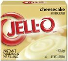 JELL-O Instant Pudding~CHEESECAKE ~CHOOSE!