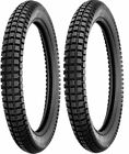 Honda CT110 CT90 TRAIL TIRE SET 2.75 X 17 TIRES ONE FRONT ONE REAR 110 90